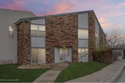 Amarillo Condo/Townhouse For Sale: 4300 Alicia Dr
