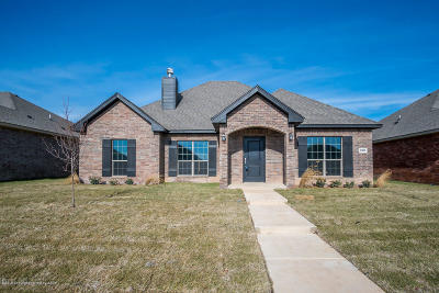 Amarillo Single Family Home For Sale: 9308 Kori Dr