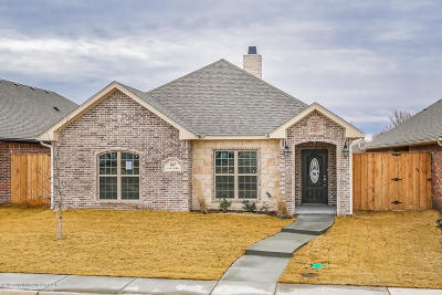 Amarillo Single Family Home For Sale: 9003 Staten Is