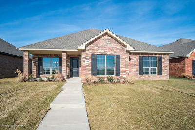 Amarillo Single Family Home For Sale: 9408 Heritage Hills Pkwy