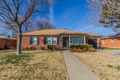 Potter County Single Family Home For Sale: 2022 Bonham S St