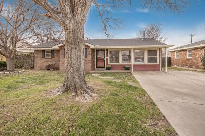 Potter County Single Family Home For Sale: 1304 Parr St