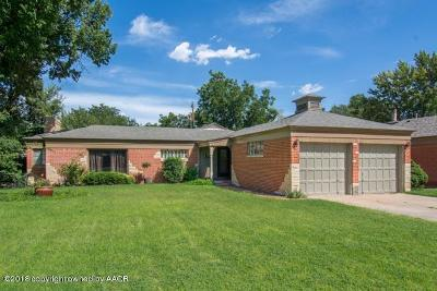 Potter County Single Family Home For Sale: 1515 S Bowie St