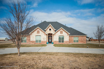 Randall Single Family Home For Sale: 7900 Autumn Dr