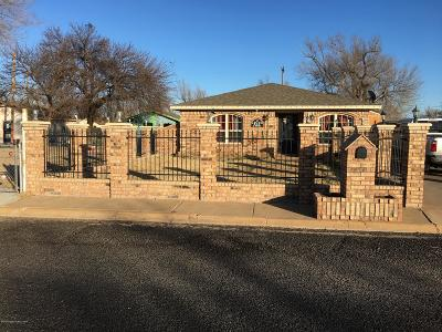 Amarillo Single Family Home For Sale: 815 Russell S St