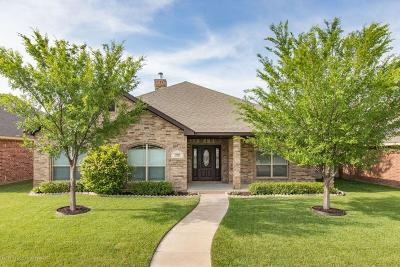 Amarillo Single Family Home For Sale: 9203 Buccola Ave