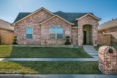 Amarillo Single Family Home For Sale: 9825 Perry Ave