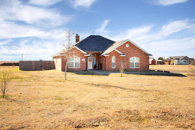 Amarillo Single Family Home For Sale: 2913 Homestead Trl