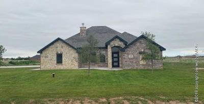 Amarillo Single Family Home For Sale: 15001 Jenna Grace Dr