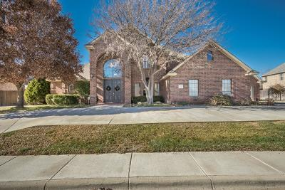 Amarillo Single Family Home For Sale: 25 Cypress Pt