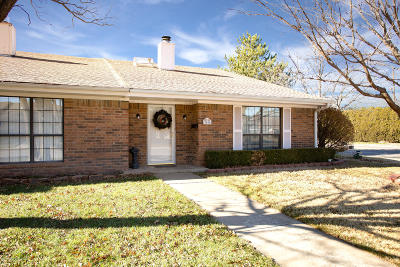 Amarillo Condo/Townhouse For Sale: 3400 Gladstone Ln