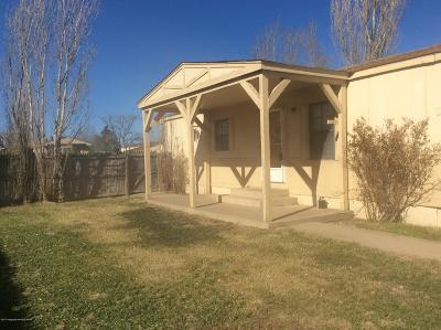Amarillo Single Family Home For Sale: 1109 Prescott St