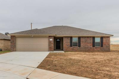 Amarillo Single Family Home For Sale: 9812 26th Ave