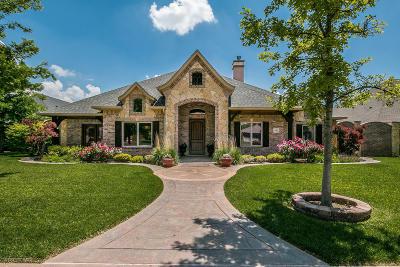 Amarillo Single Family Home For Sale: 4611 Van Winkle Dr