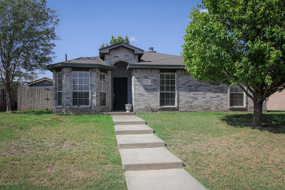 Amarillo Single Family Home For Sale: 1008 Rushmore Dr
