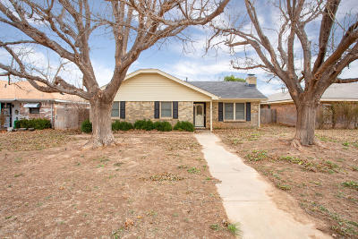 Amarillo Single Family Home For Sale: 1309 Buena Vista St