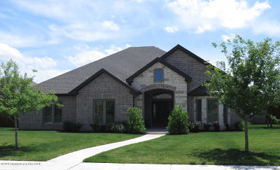 Potter County, Randall County Single Family Home For Sale: 7905 Oakview Dr