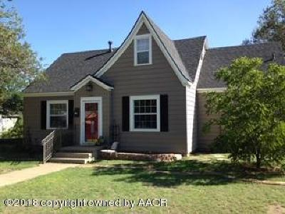 Canyon Single Family Home For Sale: 2504 7th Ave