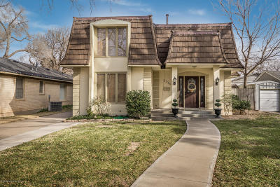 Potter County Single Family Home For Sale: 2115 Hughes S. St
