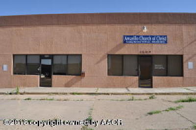 Amarillo Commercial For Sale: 1505 10th Ave