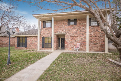 Randall County Single Family Home For Sale: 3535 Marsh Place