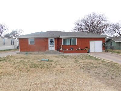 Amarillo Multi Family Home For Sale: 4005 Hilltop Dr