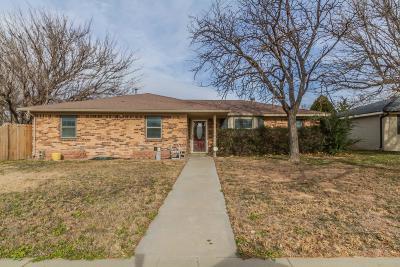 Potter County, Randall County Single Family Home For Sale: 7504 Elmhurst Dr