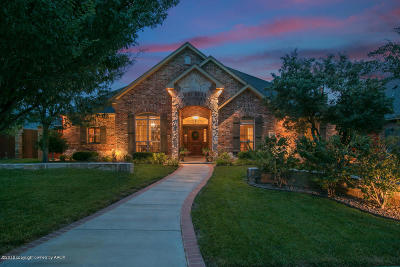 Randall County Single Family Home For Sale: 4613 Van Winkle Dr
