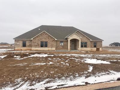 Bushland Single Family Home For Sale: 2501 Blue Mesa