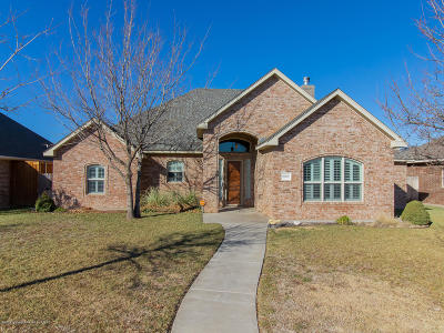 Potter County, Randall County Single Family Home For Sale: 6102 Glenwood Dr