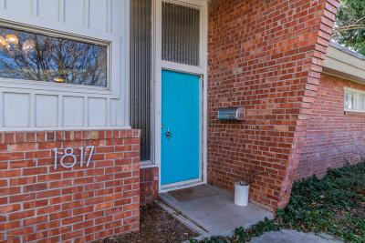 Single Family Home For Sale: 1817 Virginia S St