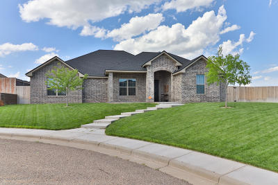 Potter County Single Family Home For Sale: 6900 Longleaf Ln