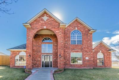 Amarillo Single Family Home For Sale: 7509 Countryside Dr