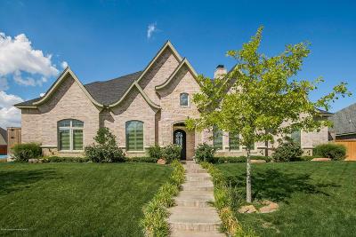 Amarillo Single Family Home For Sale: 7906 Oakview