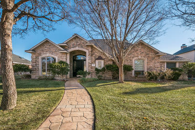 Amarillo Single Family Home For Sale: 7607 Bayswater Rd