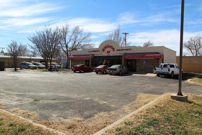 Amarillo Commercial For Sale: 1400 Washington S St