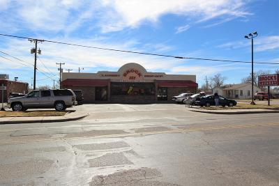 Amarillo Commercial For Sale: 2801 3rd SW Ave