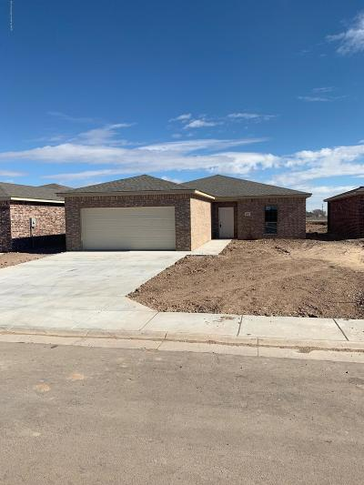 Amarillo Single Family Home For Sale: 4907 Hawken St