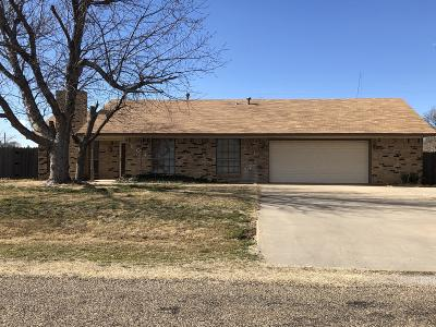 Fritch Single Family Home For Sale: 304 Calle Questa