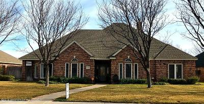 Randall County Single Family Home For Sale: 8117 Victory Dr