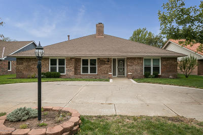 Randall County Single Family Home For Sale: 7408 Baughman Dr
