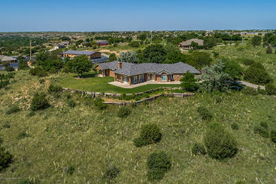 Amarillo Single Family Home For Sale: 130 Turtle Creek Dr