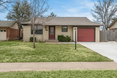 Single Family Home For Sale: 5717 Tawney Ave