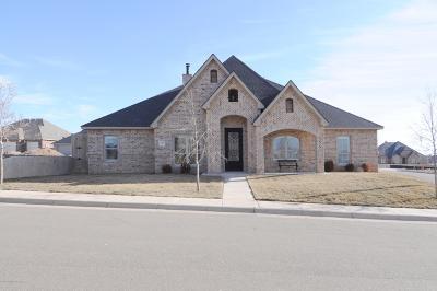 Amarillo Single Family Home For Sale: 6509 Tatum Cir