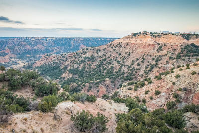 Canyon Residential Lots & Land For Sale: Palo Duro Tract 2