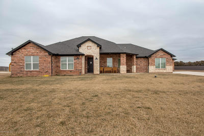 Amarillo Single Family Home For Sale: 8714 Paintbrush Dr