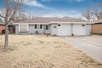 Amarillo Single Family Home For Sale: 2235 Laurel St