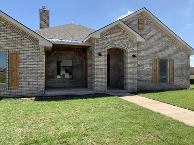Amarillo Single Family Home For Sale: 3003 Atlanta Dr