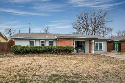Amarillo Single Family Home For Sale: 4706 Lamar St