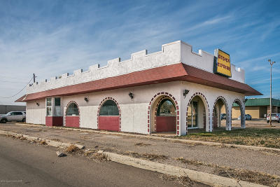 Armstrong County, Randall County Commercial For Sale: 6007 SW 45th Ave